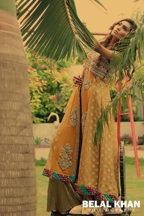 Salma Dawood Formal Dresses 2014 For Women 003