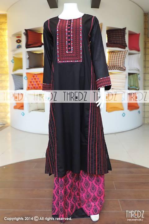 Thredz Casual Wear 2014 Dresses for Women