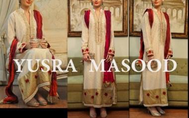 Yusra Masood Spring Dresses 2014 For Women 005