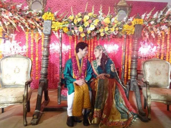 Ainy jaffery Wedding Pictures 02
