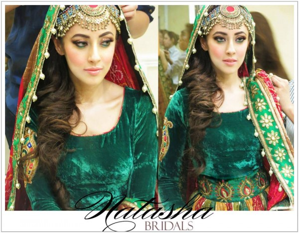 Ainy jaffery Wedding Pictures 04