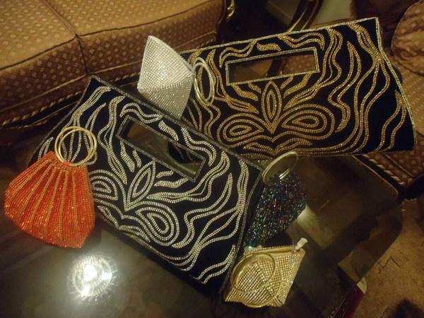 Aneesa Unus Clutches Collection 2014 For Women 001