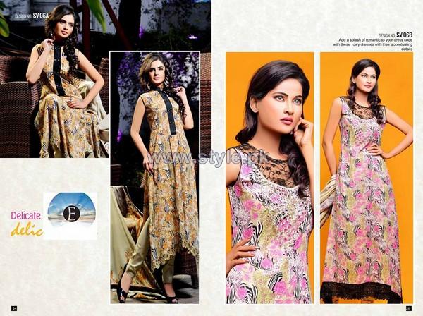 Eiza Swiss Voile Prints 2014 by UA Textile 5