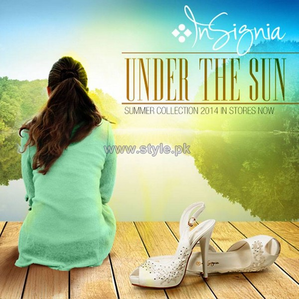 Insignia Footwear Designs 2014 For Summer 3