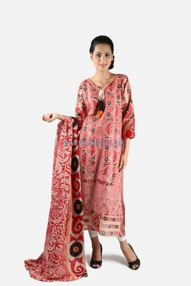 Khaadi Pret Wear Dresses 2014 For Women 8