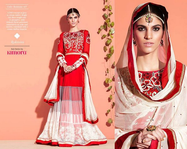 Mansha Party Dresses 2014 For Women 001