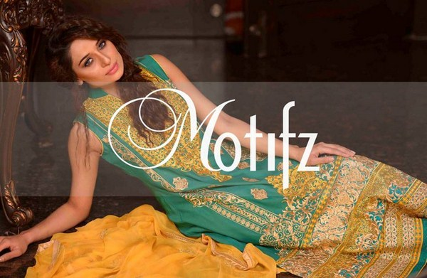 Motifz Party Dresses 2014 For Women 009