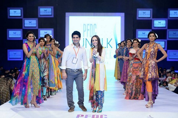 PFDC Sunsilk Fashion Week Day 1 Review And Pictures 001