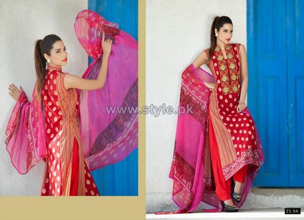 Sania Zara Designer Collection 2014 For Summer 10