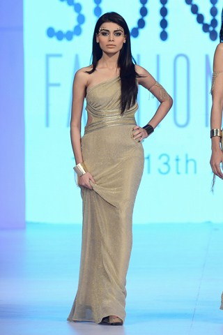 Shehla Chatoor Collection At PFDC Sunsilk Fashion Week 2014 006
