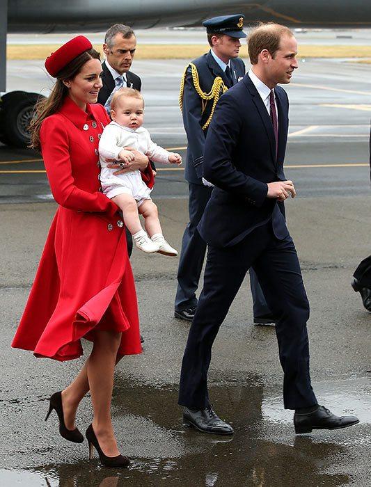 The Royal Family At Royal Tour Pic 04