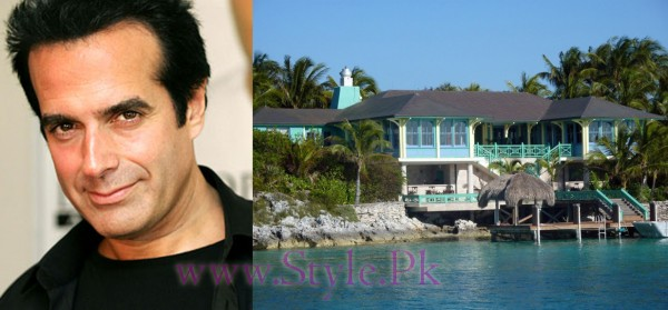Top 5 Celebrities Who Have Owned Islands-David Copperfield