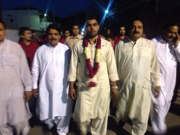 Umar Akmal Wedding Pictures 12
