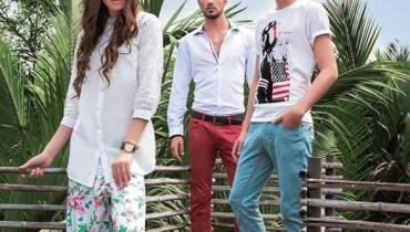 Breakout Summer 2014 Collection for Men and Women