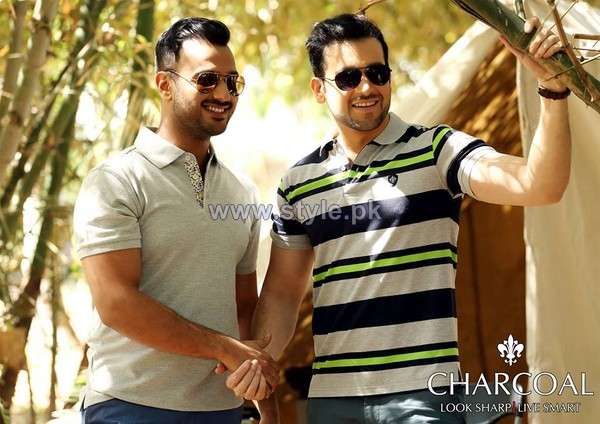 Charcoal Menswear Collection 2014 For Casual Wear 4