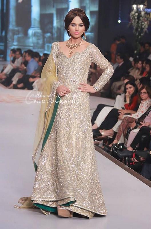 Faraz Manan Collection At Pantene Bridal Couture Week 2014 006