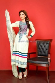 Ghani Textile Party Dresses 2014 For Women 6