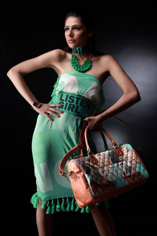 Mahin Hussain Handbags Collection 2014 For Women 001