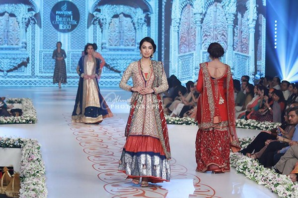 Nida Azwer Collection At Pantene Bridal Couture Week 2014 0011