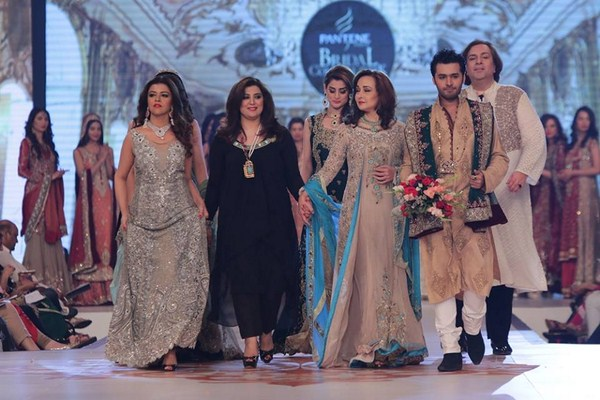 Pantene Bridal Couture Week 2014 Day 2 Review 001