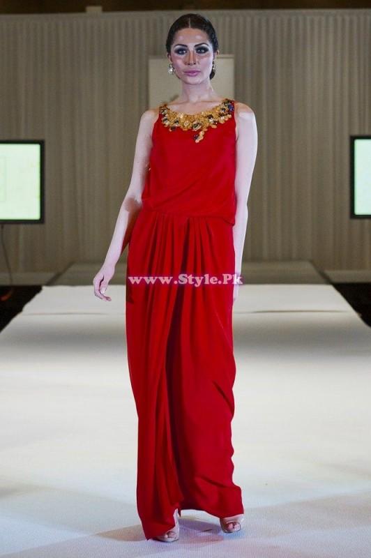 Sania Maskatiya showcase in London at Faisana Fashion Weekend 007