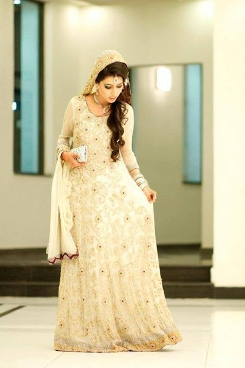 Trends Of Nikah Dresses 2014 For Women 0012