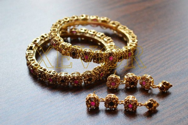 Xevor Jewellery Designs 2014 For Girls 0015