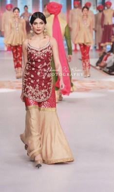 Zaheer Abbas Collection At Pantene Bridal Couture Week 2014 0010
