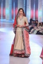 Zaheer Abbas Collection At Pantene Bridal Couture Week 2014 008