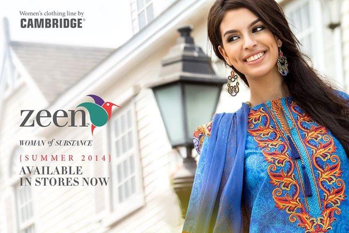 Zeen by Cambridge Summer Dresses 2014 for Women