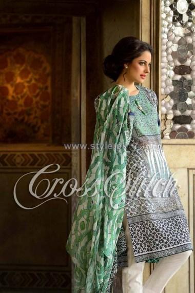 Cross Stitch Summer Dresses 2014 Volume 2 7