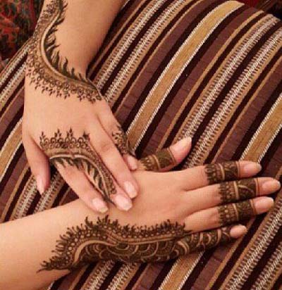 Engagement Mehndi Designs 2014 For Women 0013