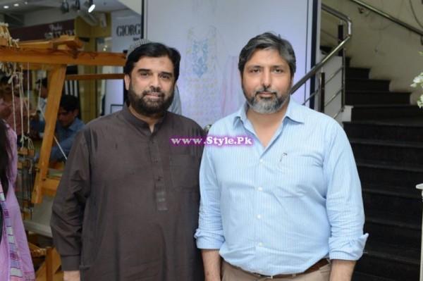 Khawaja Ahmed Usman and Khawaja Ahmed Imran of House of Pasha