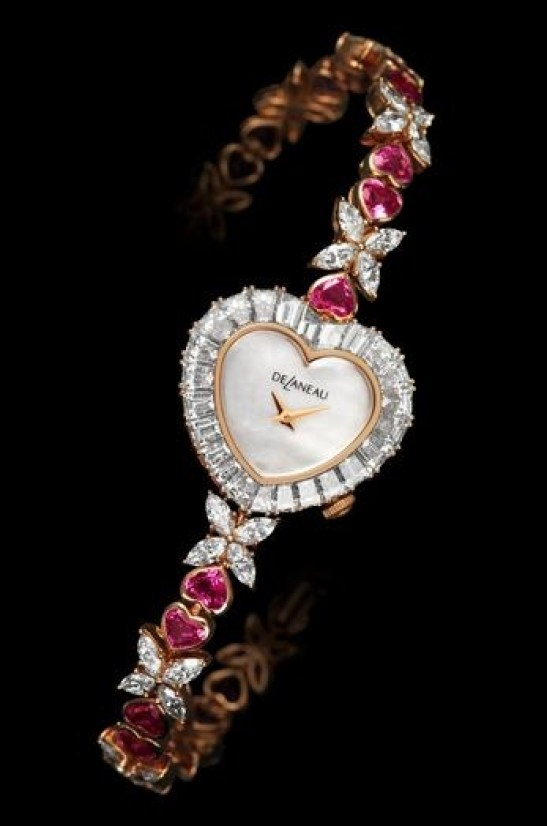 Latest Watches Designs 2014 For Women 004