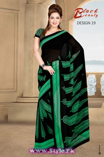 Saree Colors For Summer 2014 (18)