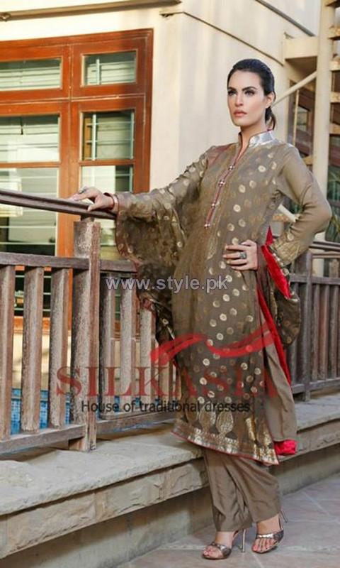 Silkasia Eid-Ul-Fitr Dresses 2014 For Women 8