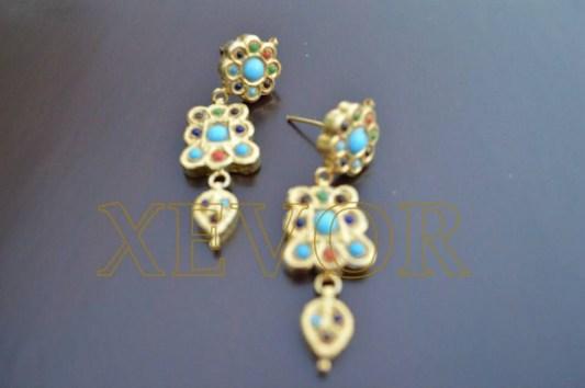 Xevor Earrings Designs 2014 For Women 0015