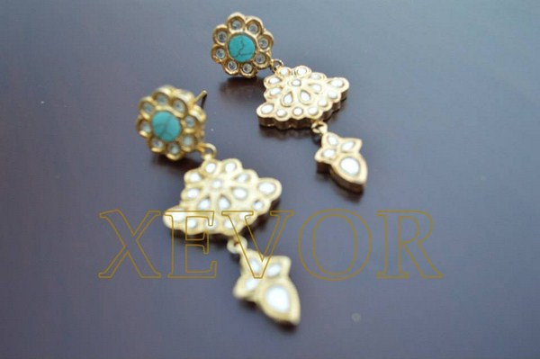 Xevor Earrings Designs 2014 For Women 002