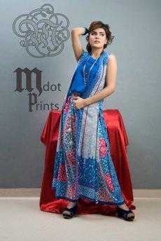 Trends Of Designer Lawn Dresses In Summer 0013