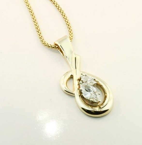 Designs Of Diamond Necklaces 2014 For Women 0012