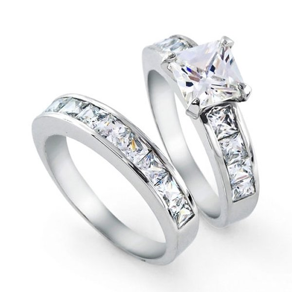 Designs Of Silver Wedding Rings With Diamonds 0017