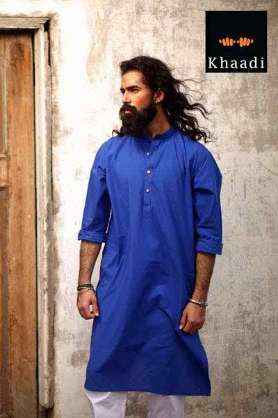 Fashion Of Casual Kurtas 2014 For Men