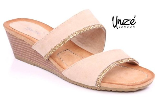 Unze Mid Summer Shoes 2014 For Women 0013