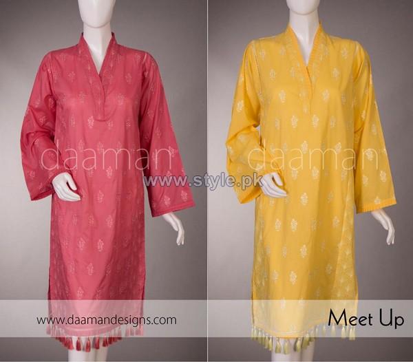 Daaman Eid Dresses 2014 For Women 3