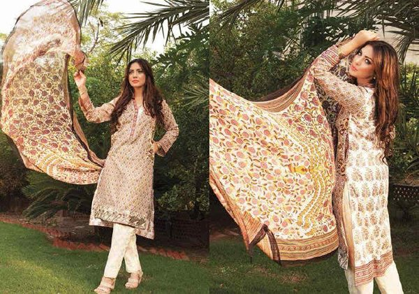Deepak Perwani Eid Ul Azha Dresses 2014 For Women 002