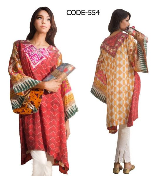 Shamaeel Ansari Eid Ul Azha Collection 2014 For Women 0015