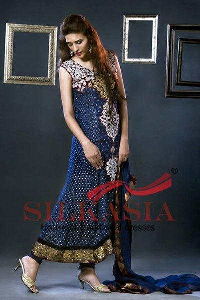Silksia Eid Ul Azha Collection 2014 For Women 002