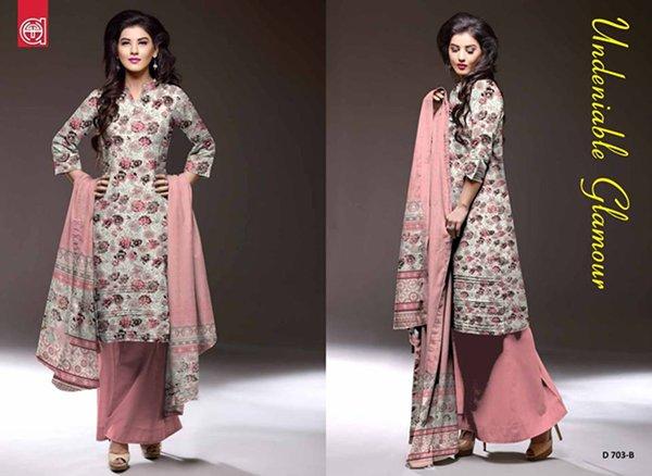 Al Hamra Textiles Fall Dresses 2014 For Women 008