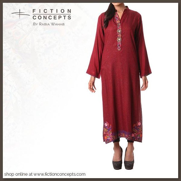 Fiction Concepts Fall Dresses 2014 For Women 003