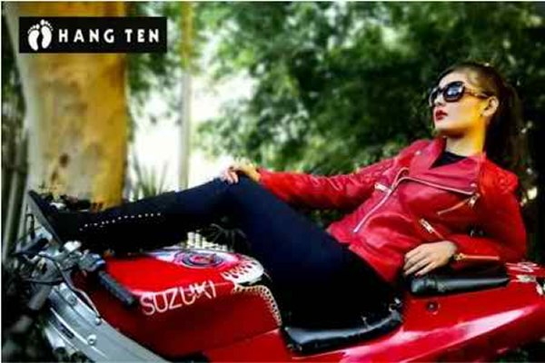 Hang Ten Winter Leather Jackets 2014 For Men And Women 006